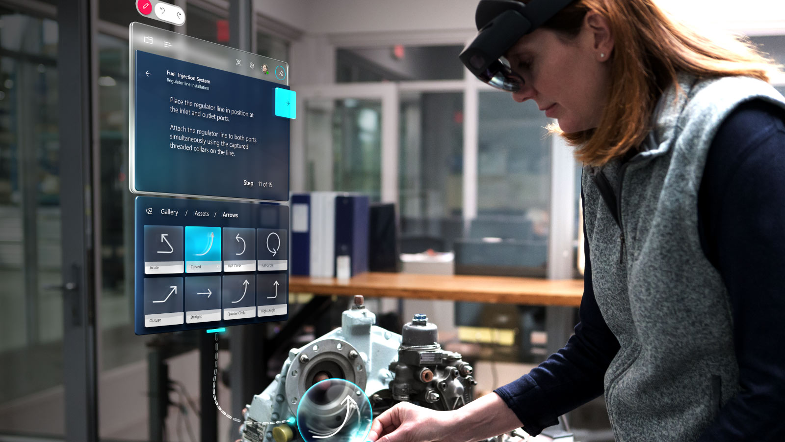Dynamics 365 Artificial Intelligence and Mixed Reality