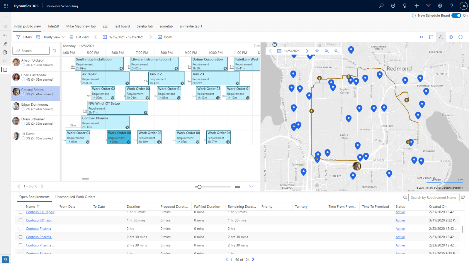 Omni-channel for Dynamics 365 Field Service with Power Virtual Agent