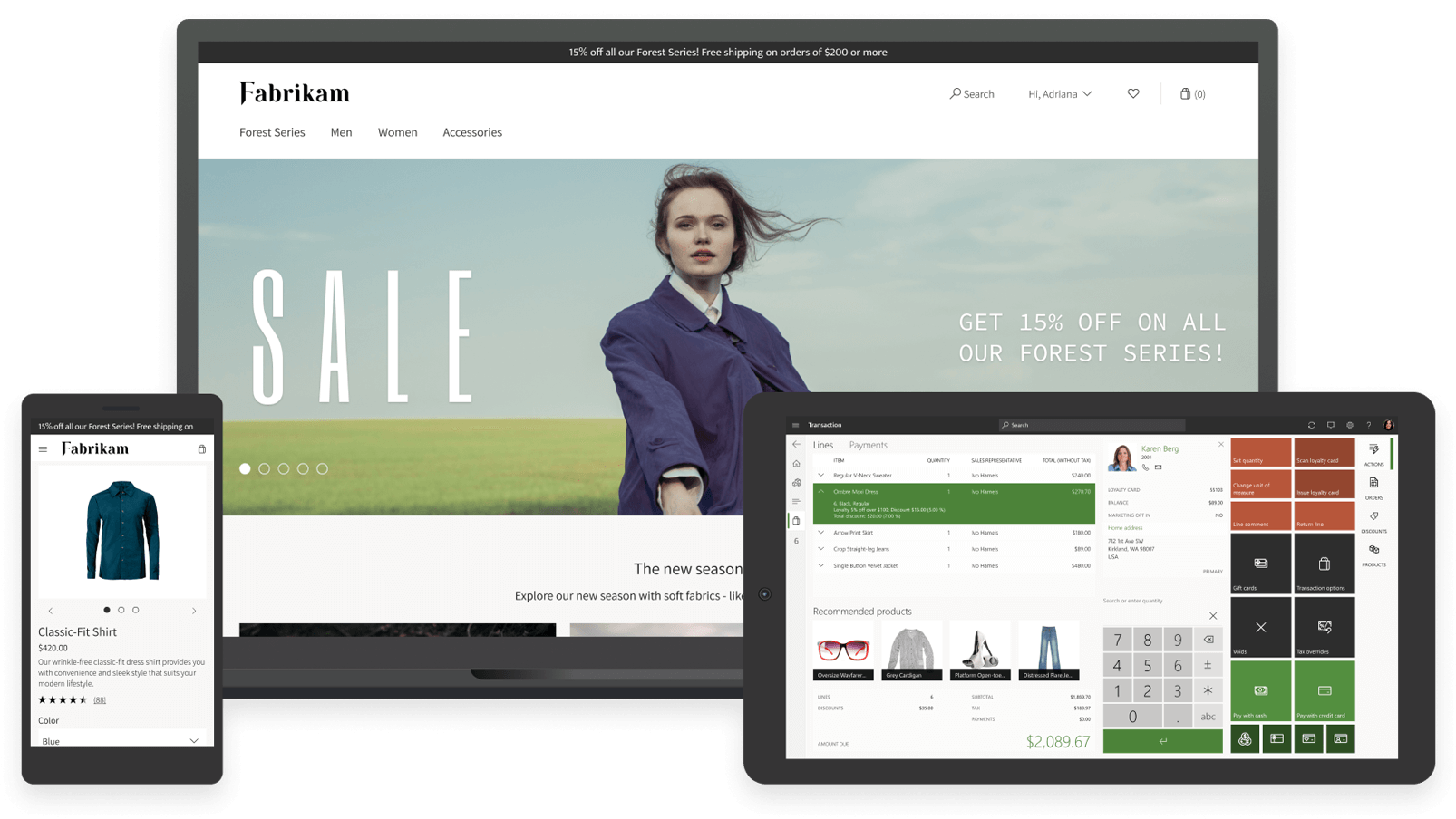 Dynamics 365 Commerce & Retail