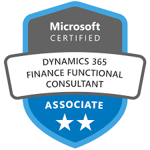 Microsoft Dynamics 365 Finance Exam Preparation