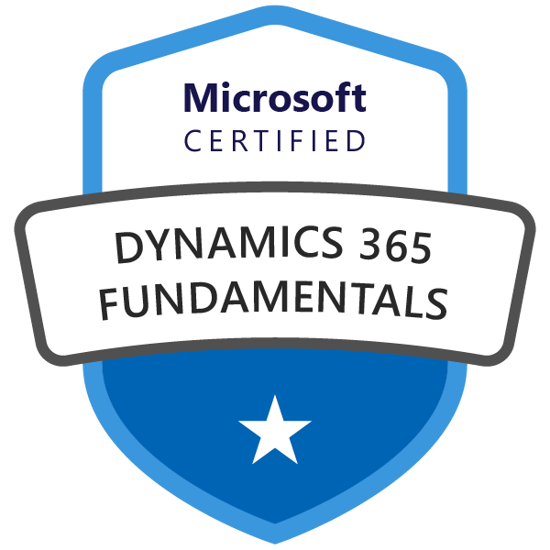 Exam MB-920: Dynamics 365 Fundamentals Finance and Operations Apps (ERP) preparation videos