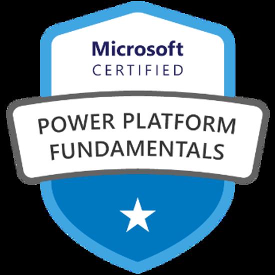 Microsoft Power Platform Fundamentals preparation guide